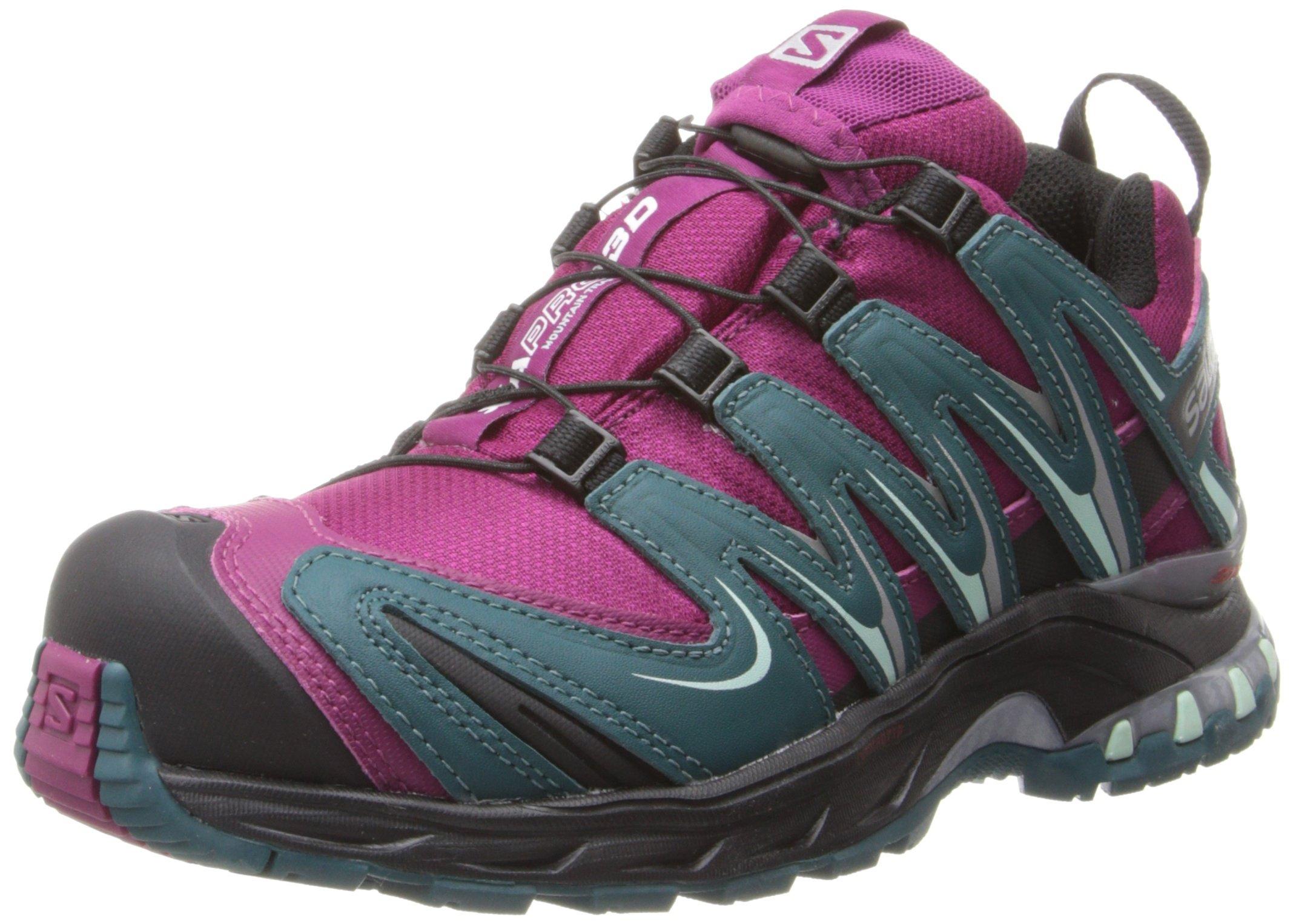 81l7CEc0SpL - SALOMON Women's XA PRO 3D CS WP W Trail Runner