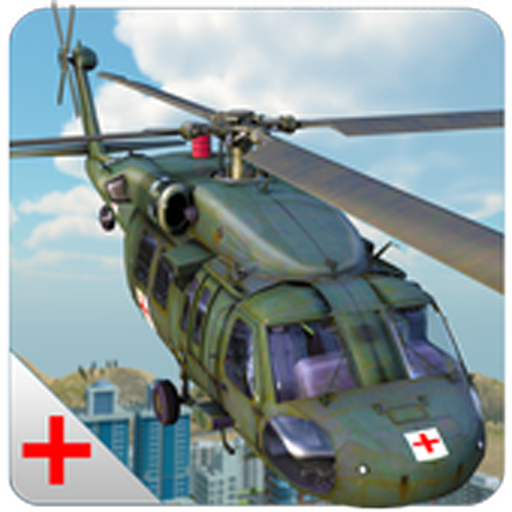 US Army Ambulance Helicopter - Jungen-bereich