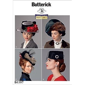 Kwik Sew Mustern k4107 OS Größen: klein/mittelgroß/groß Hüte ...