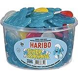 Haribo Super Smurfs/Schlumpf, 1500g Tub