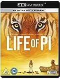 Life Of Pi (2013) UHD [Blu-ray]