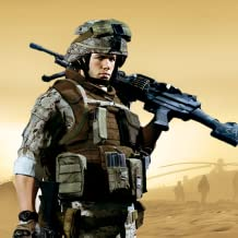 Army Commando Combat Missions War Game 2017