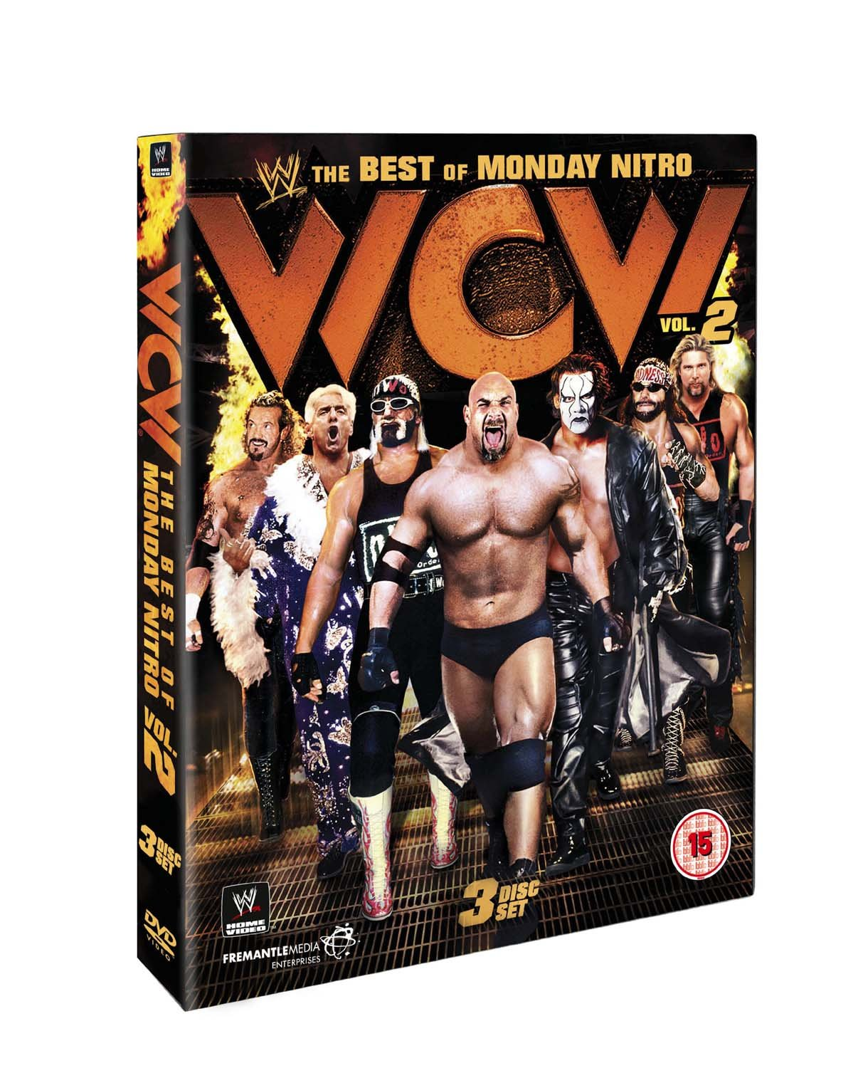 Www  The Best Of Wcw Monday Night Nitro Vol2 (3 Dvd) [Edizione: Regno Unito]