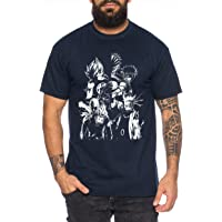Heroes One Manga T-Shirt pour Homme Anime Piece