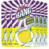 CILLIT BANG Kracht- en frisheid wc-spoelaar citrus vers – reinigende wc-steen met frisse geur – 6 x 1-pack