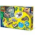 Ses - 01153 - Kit de Loisir Créatif - Insectes et Animaux Volants et Rampants
