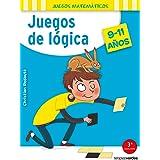 Juegos de lógica 9-11 años (Terapias Juegos Didácticos)