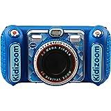Vtech 80-520004 Kidizoom Duo DX Digitalkamera för Barn, Blå