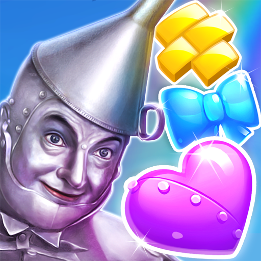 Wizard Wizard Oz Aus Of Dem (Wizard of Oz: Magic Match)