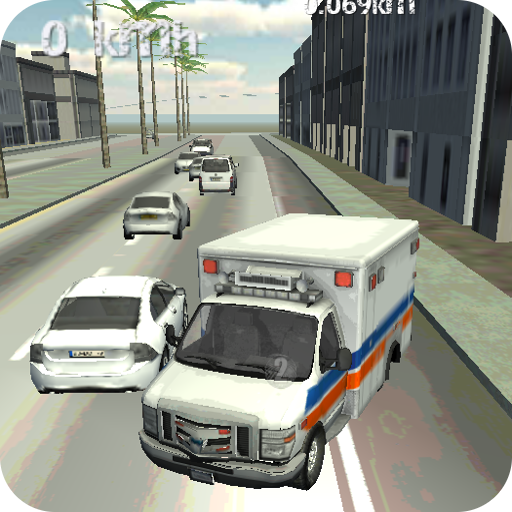 Bus-cart (Ambulance Truck Driver 3D)