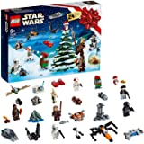 LEGO 75245 Star Wars Advent Calendar 2019 Christmas Countdown Building Set with 24 Buildable Mini Sets plus 6…