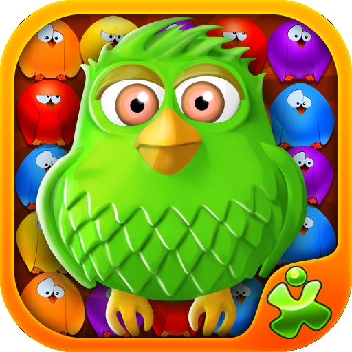 Bubble Birds 3 -