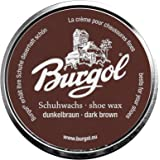 Burgol Schuhwachs, shoe wax - neue Rezeptur