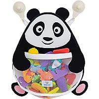 Nooni Care Organizzatore Conservare i Giocattoli del Bagnetto, Sacca a Rete da Bagno Premium per Giocattoli a Forma di…