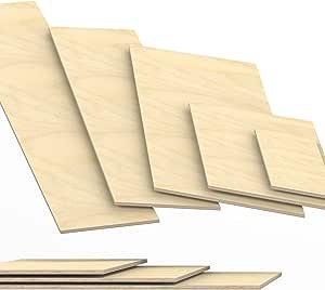 1800 mm 2m Birke Sperrholz Brett L/änge 100mm Holz Bretter 27mm Multiplex Brett-Zuschnitte L/ängen 1m