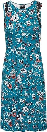 Vive Maria Flower Dream - Vestito color petrolio