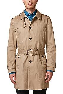 3605039d6445 Esprit 027ee2g031 - Trench Coat - Homme  Amazon.fr  Vêtements et ...