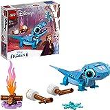 LEGO 43186 Disney Frozen 2 Bruni de Salamander Bouwset voor Kinderen van 6 Jaar en Ouder, Speelgoed met Figuren, Cadeau Idee