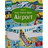 First Sticker Book Airport (First Sticker Books series)