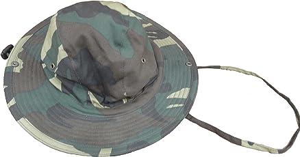 D.V. SAHARAN & SON Unisex Jungle Cap (Green)