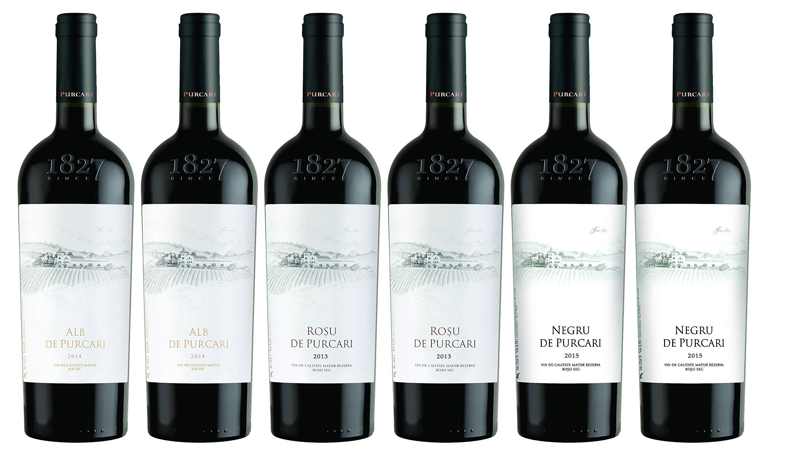 Chateau-Purcari-Weinpaket-Purcari-Vintage–verschiedene-moldawische-Qualittsweine-6-x-075-L