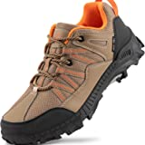 JACKSHIBO Walking Shoes Mens Hiking Shoes Low Rise Breathable Trekking Shoes Outdoor Sport Men Lightweight Hiking Boots Walki