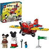 LEGO 10772 Disney Mickey Mouse propellervliegtuig Peuter Speelgoed, Vliegtuig voor Kinderen van 4