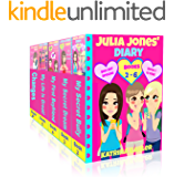 Julia Jones' Diary - Boxed Set - Books 2 to 6 (Book 1 is FREE!): Books for Girls 9 - 12