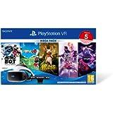 PS VR – Mega Pack V3 - PS VR headset + PS Camera +5 Giochi- Bundle