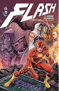 """DC Comics 6/"""" The Flash DC Renaissance de page pour écran avec affichage de base"""