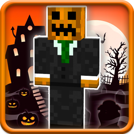 Halloween Skins for Minecraft - Halloween Girl Scary