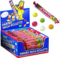 Haribo - Guminolas mega roulette - 58 g