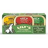 Lily's Kitchen Cibo Umido per Cani Classic Dinner Multipack - Pacco da 6 x 150 g