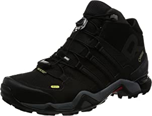 adidas Men's Terrex Fast R Mid Gtx  Trekking and Hiking Boots