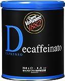 Caffè Vergnano 1882 Koffeinfrei Espresso Dose, 2er Pack (2 x 250 g)