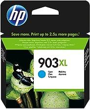 HP 903xl High Yield Ink Cartridge, Cyan - T6M03AE