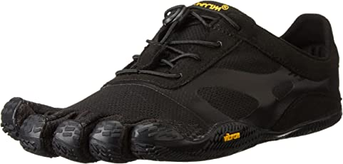 Vibram Kso Evo Synthetic Fitness Shoes, Men's (Black)