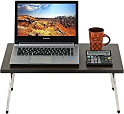 Parasnath Prime Multipurpose Folding Laptop Table/Utility Table for Beds Study & Home Office Furniture (Made in India)(Launched Offers for Limited Period)