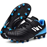 Boys Football Boots Shoes Kids Girls FG/AG Soccer Athletics Sport Shoes Training Shoes Running Shoes Teenager Indoor Outdoor