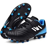 Boys Football Boots Shoes Kids Girls FG/AG Soccer Athletics Sport Shoes Training Shoes Running Shoes Teenager Indoor…