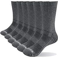 YUEDGE 6 Paires Chaussettes de Sport Confortable Respirantes pour Homme et Femme