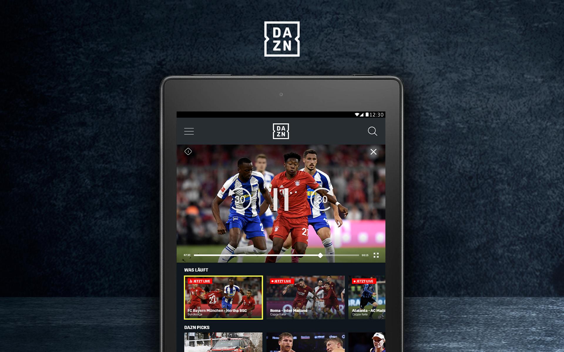 DAZN: Amazon.de: Apps für Android