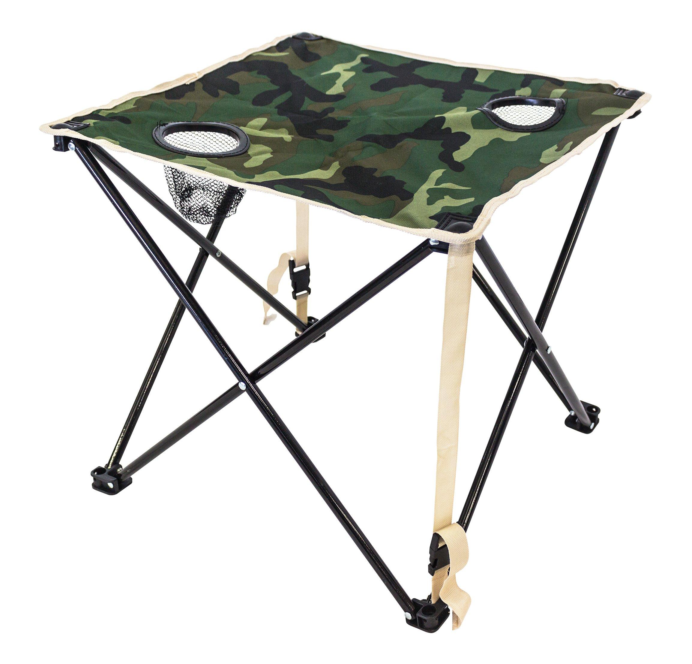 Tavolini Da Campeggio Pieghevoli Con Sedie.Xone Set Poltrone Pieghevoli E Tavolino Con Borsa Da Trasporto