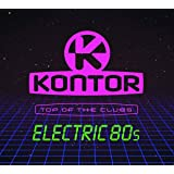 Kontor Top of the Clubs-Electric 80s