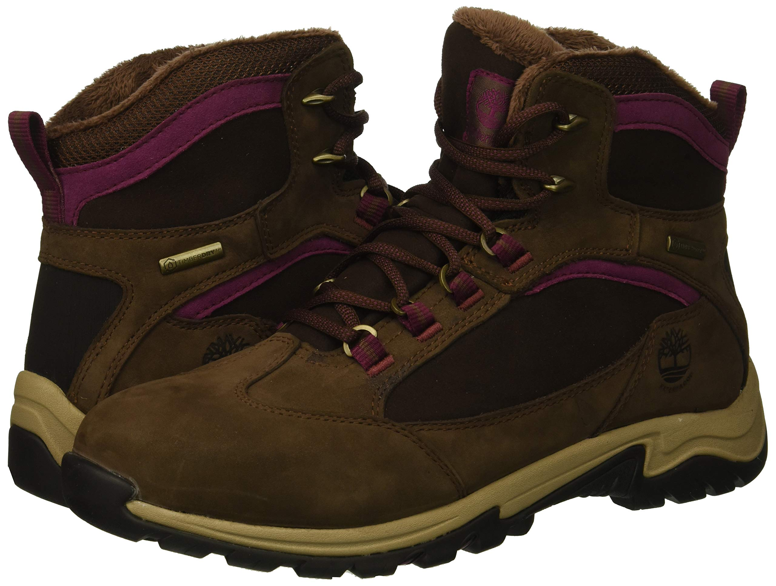 Timberland womens Mt. Maddsen Winter Wp Ins 6