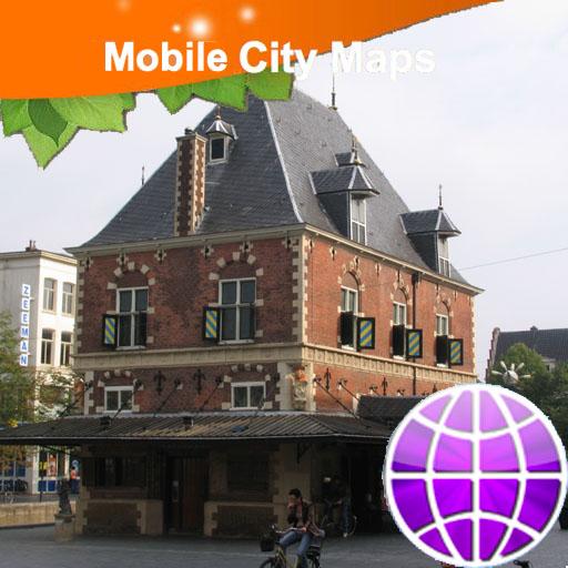 Leeuwarden Street Map