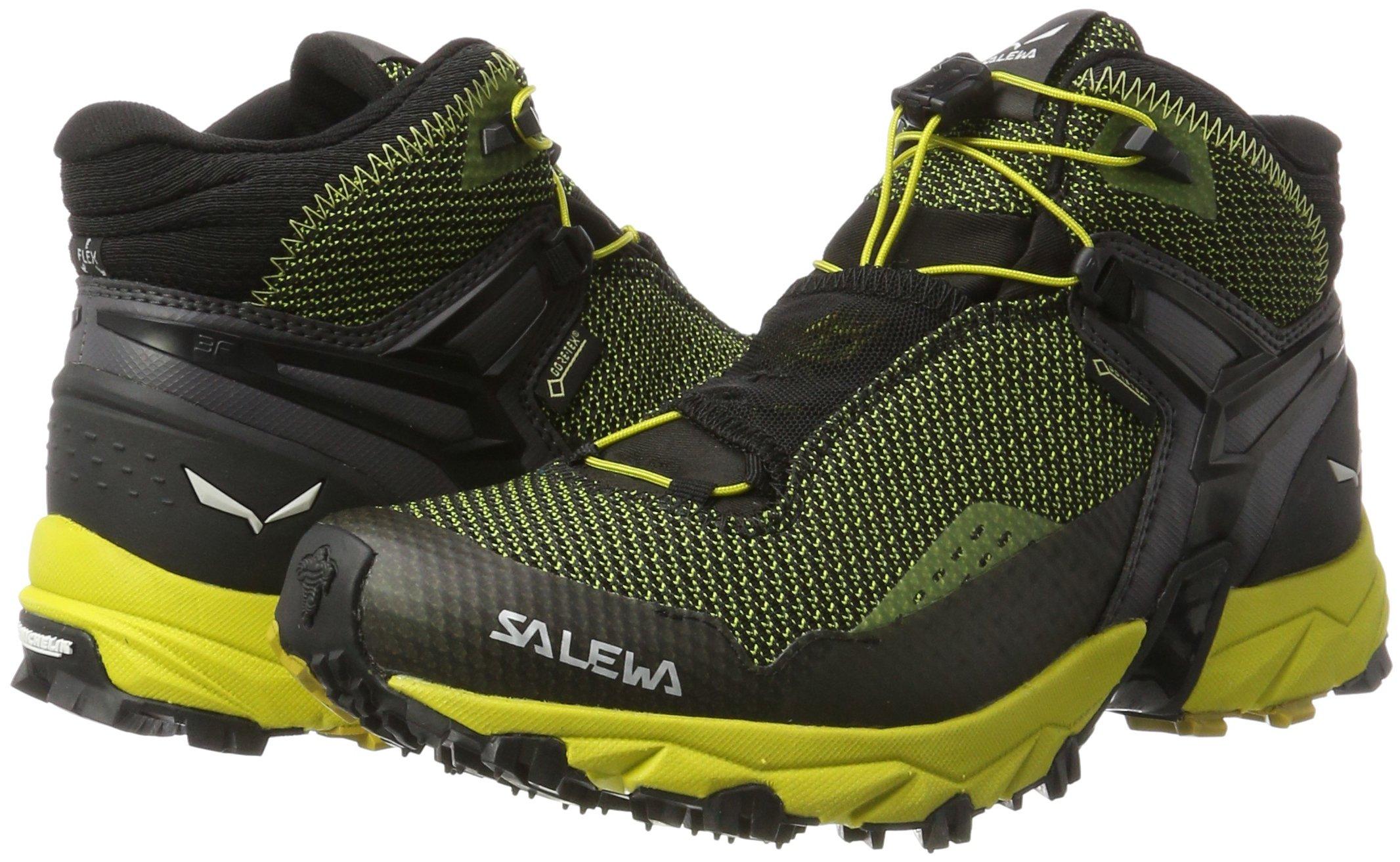 81lSvkg3BiL - Salewa Men's Ms Ultra Flex Mid GTX High Rise Hiking Boots