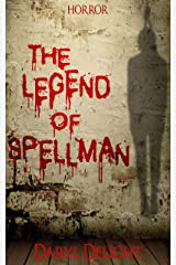 The legend of Spellman Format Kindle