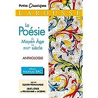 Livres La Poésie du Moyen Âge au XVIIIème PDF