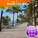Marbella Puerto Banus Estepona Ronda Street Map